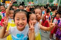 Гражданам Китая разрешат иметь трех детей