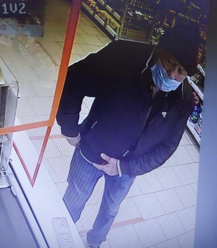В Курске полиция ищет мужчину по подозрению в присвоении чужих документов