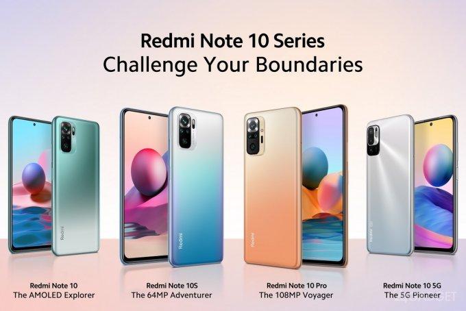 Xiaomi представила глобальную версию смартфонов серии Redmi Note 10 по цене ниже 300 долларов (2 фото + 2 видео)
