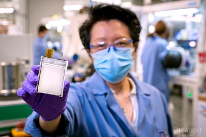 General Motors разработала литий-металлические аккумуляторы Ultium нового поколения (2 фото)