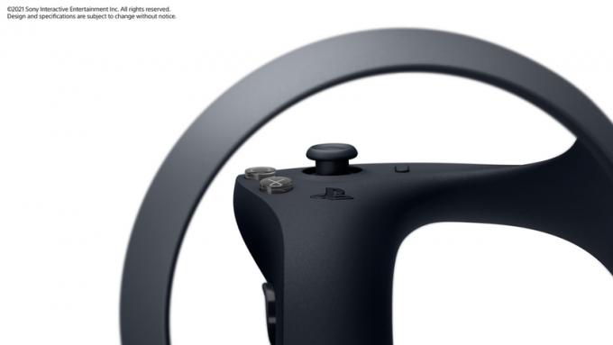 Показаны VR контроллеры нового поколения для PlayStation 5 (3 фото)