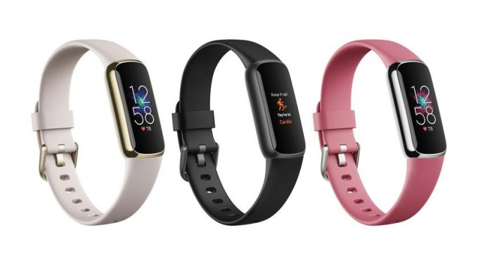 В противовес Xiaomi Mi Band 6 Google выпустит фитнес браслет Fitbit Luxe (3 фото)