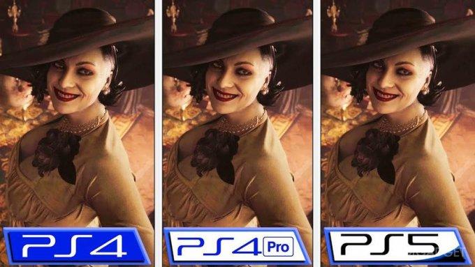 Графику Resident Evil Village сравнили на трех консолях PlayStation