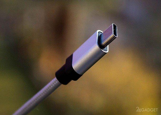 Новый стандарт USB Type-C 2.1 поддерживает мощность до 240 Вт