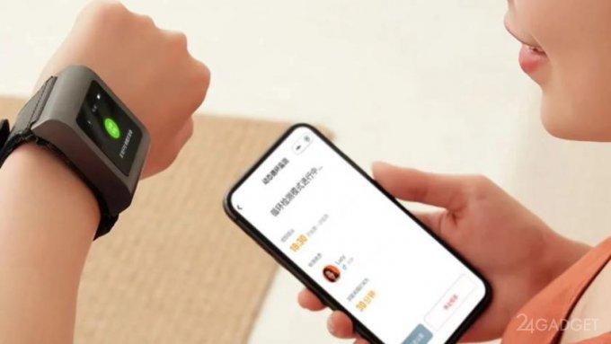Смарт часы Hipee Smart Blood Pressure Watch измерят давление в непрерывном режиме (4 фото)