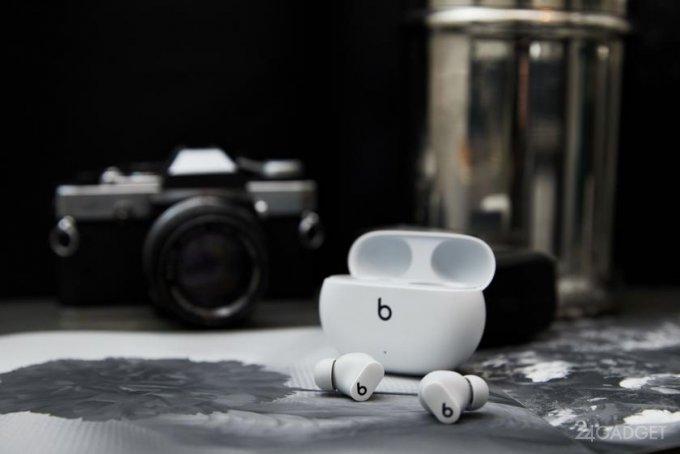 Беспроводные наушники Apple Beats Studio Buds с активным шумоподавлением по цене 150 долларов (5 фото)