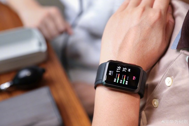 Huawei заявила, что выпустит умные часы с поддержкой измерения артериального давления