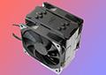 Новая статья: Обзор и тест процессорного кулера Deepcool GAMMAXX 400 EX: два по цене одного