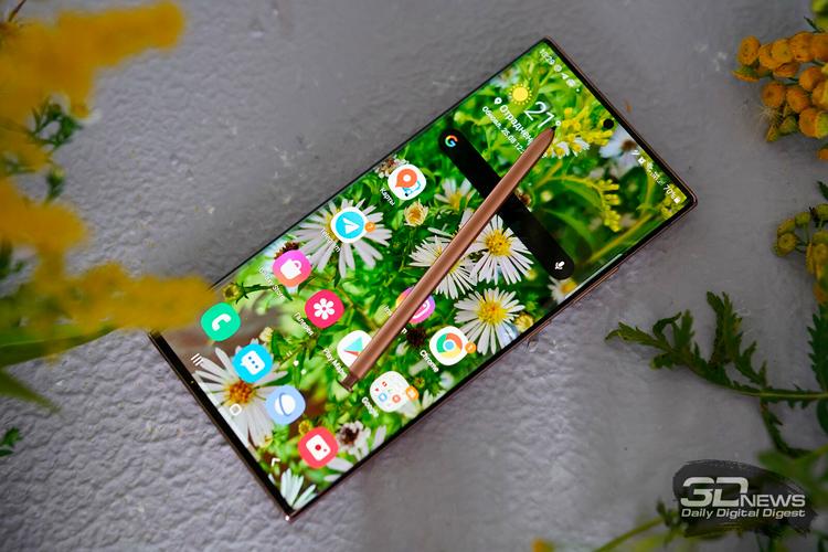 Samsung выпустит прощальный Galaxy Note в следующем году