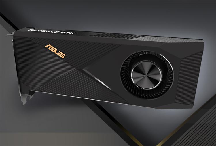 ASUS представила Turbo GeForce RTX 3090 — флагманскую видеокарту с «турбиной» и полностью медными радиатором