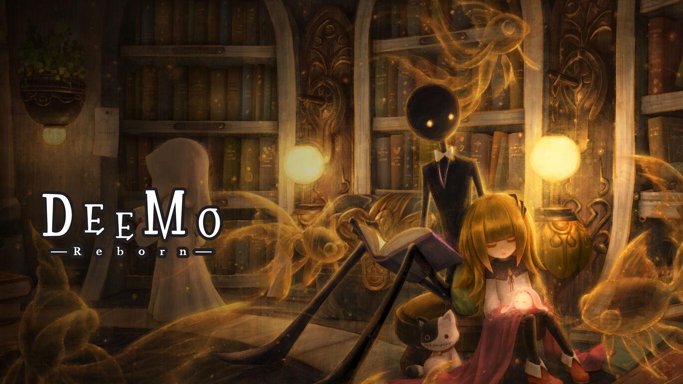 Утечка: ремейк ритм-игры Deemo выйдет на Switch уже 17 декабря