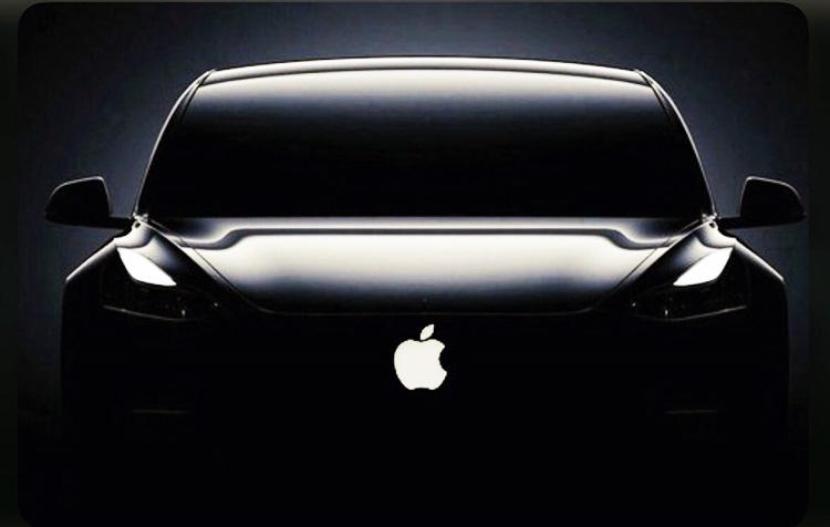 Apple и TSMC работают над чипами для робомобиля Apple Car в духе Tesla