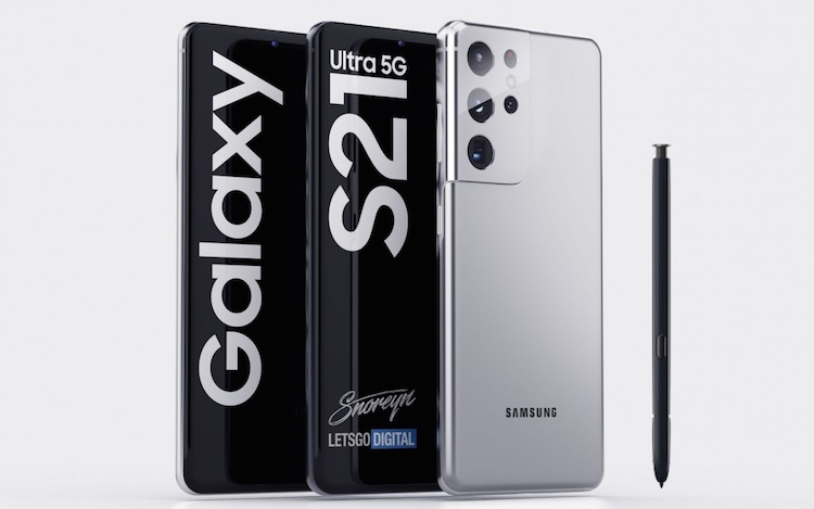 Samsung Galaxy S21 получат блёклые цвета, а поддержка стилуса будет прерогативой Galaxy S21 Ultra
