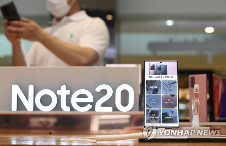 Samsung опровергла слухи о прекращении производства устройств серии Galaxy Note