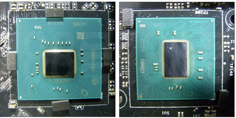 Intel через год прекратит поставки почти всех чипсетов 300-й серии для процессоров Coffee Lake