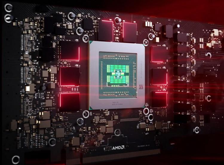 Видеокарты AMD Radeon RX 6700 XT и RX 6700 будут выпущены не раньше весны