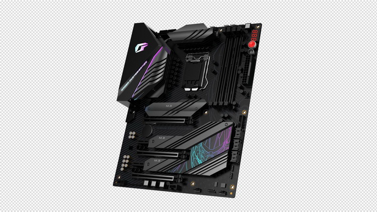 Colorful представила материнские платы на чипсетах Intel Z590 и B560 для процессоров Rocket Lake-S