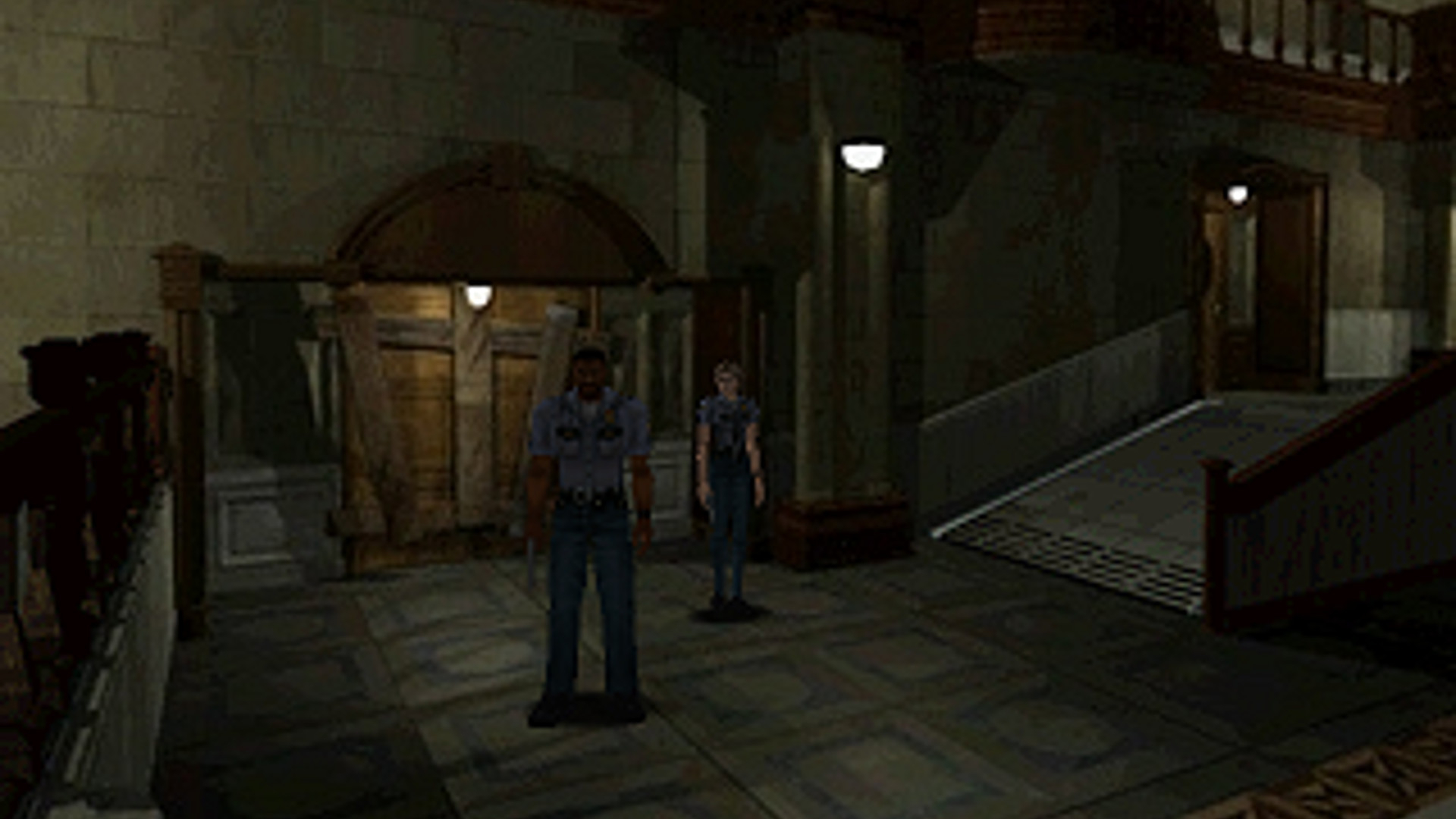 Для оригинальной Resident Evil 2 вышел мод-приквел о судьбе офицера Марвина Браны