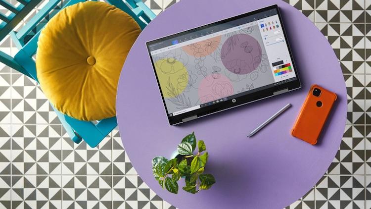 HP обновила ноутбуки Pavilion x360 — Tiger Lake и корпуса из переработанных материалов