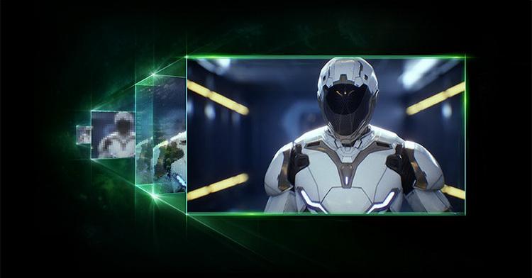 NVIDIA выпустила плагин для Unreal Engine 4, который упростит интеграцию ИИ-сглаживания DLSS в игры