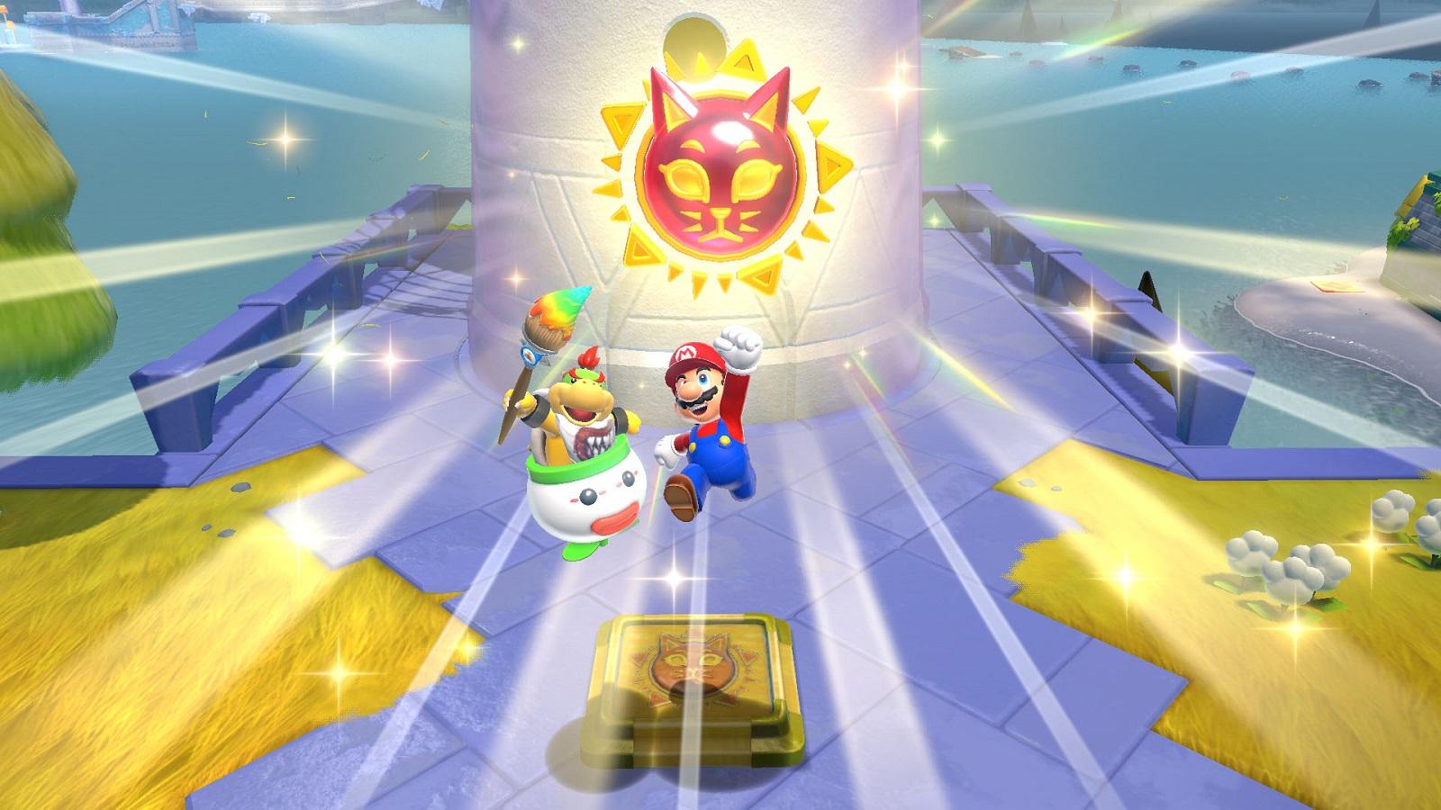 Британские чарты: ремастер Super Mario 3D World стартовал втрое лучше оригинальной игры