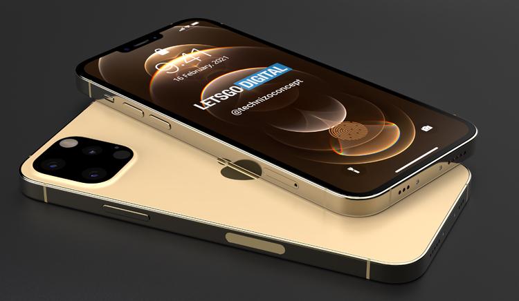 iPhone 13 Pro показали на качественных изображениях