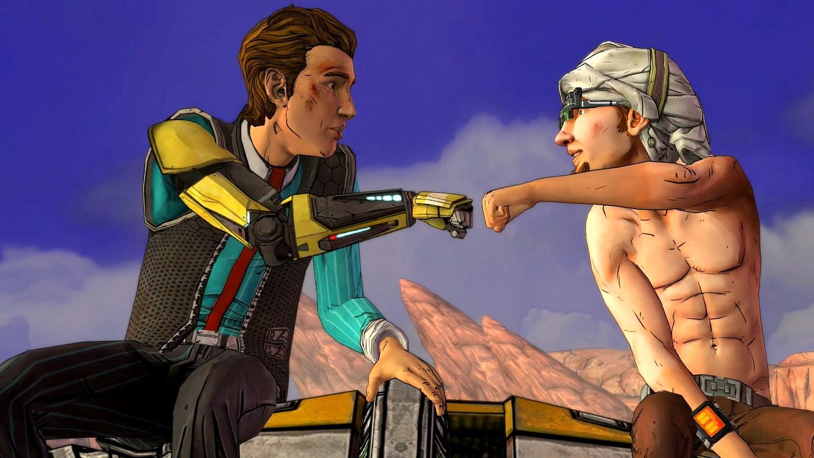 Tales from the Borderlands действительно появится на Switch, но лишь в следующем месяце