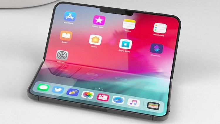 Apple сотрудничает с LG в рамках разработки складного iPhone