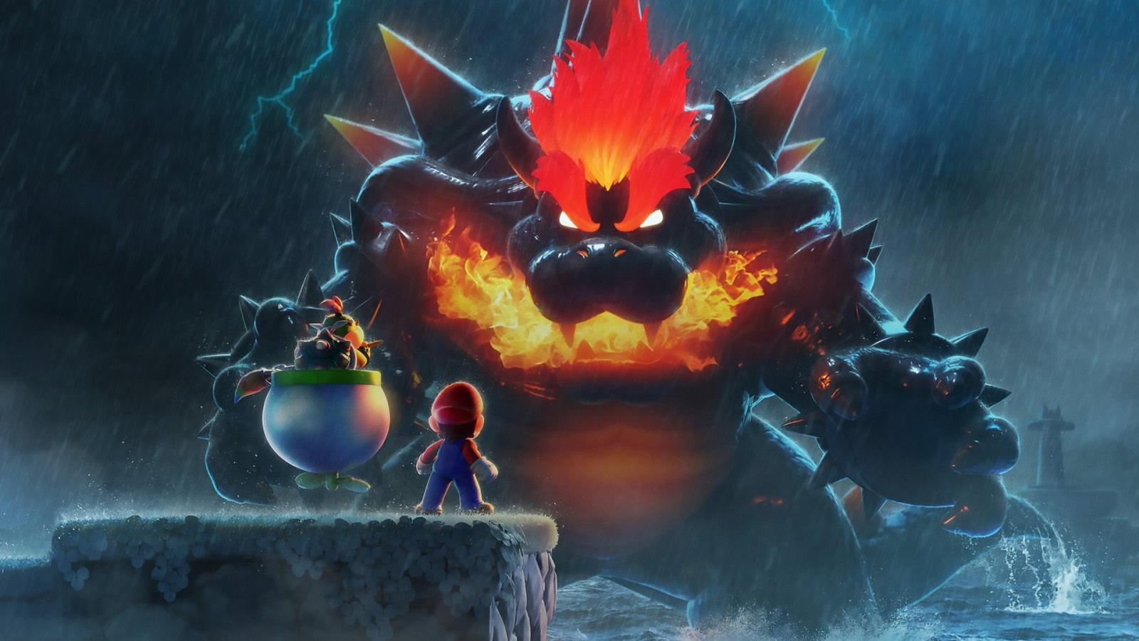 Британские чарты: ремастер Super Mario 3D World удержался в лидерах, несмотря на напор FIFA 21