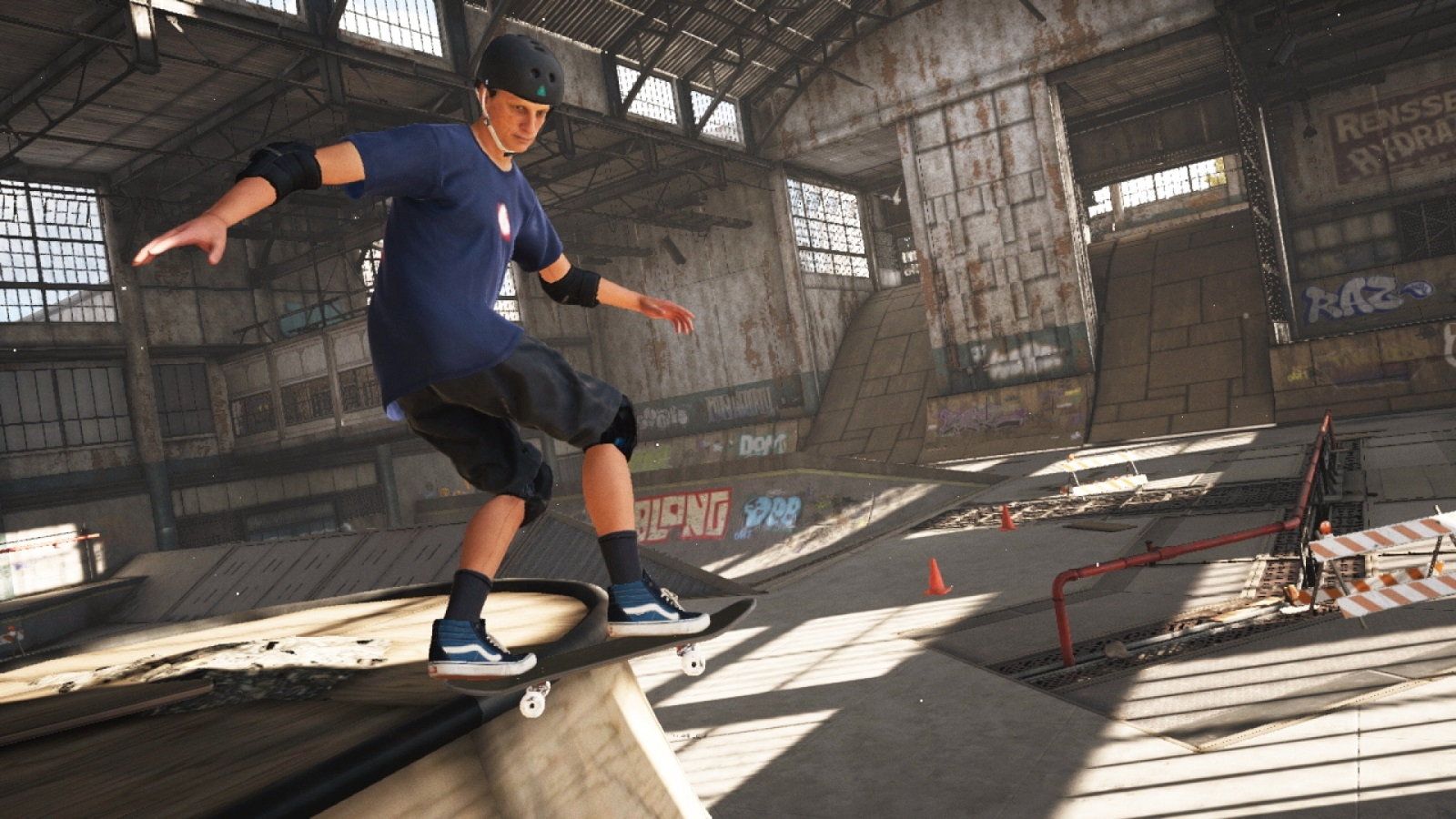Tony Hawk's Pro Skater 1 + 2 выйдет 26 марта на PS5, Xbox Series X и S, а до конца года появится на Switch