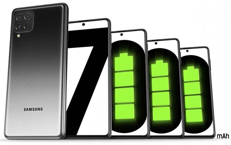 Смартфон Galaxy M62 с аккумулятором на 7000 мА·ч появился на сайте Samsung