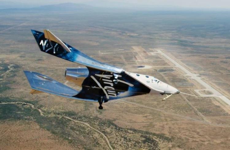 Virgin Galactic представит новый корабль 30 марта, но космический туризм отложит до следующего года