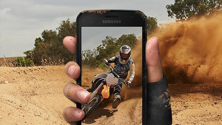 «Внедорожный» смартфон Samsung Galaxy XCover 5 показал лицо