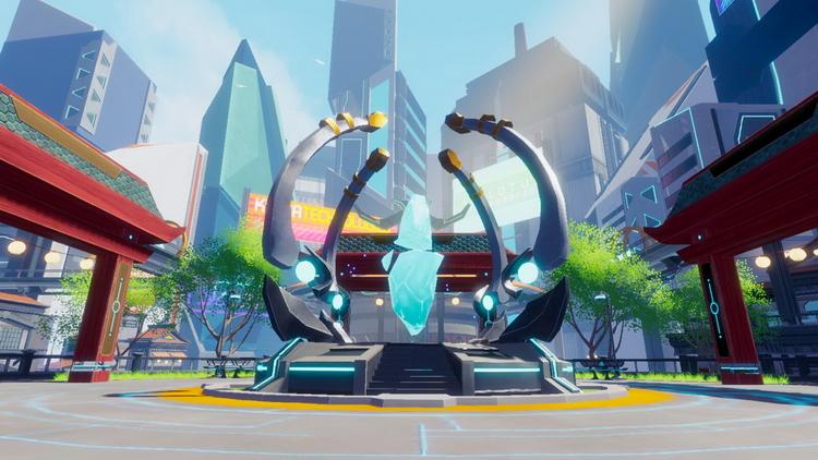 Многопользовательская ролевая игра Zenith: The Last City выйдет на PlayStation VR