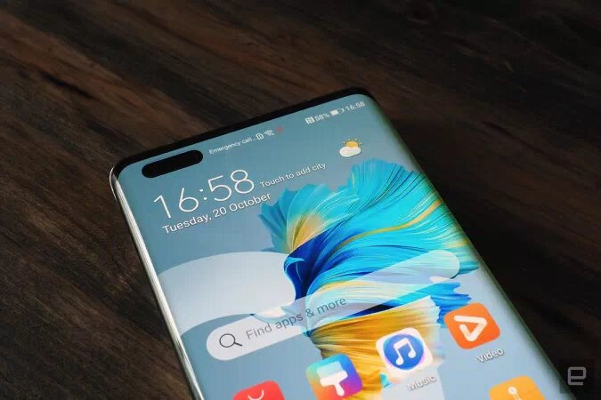 Huawei стремительно теряет долю на рынке смартфонов в Китае из-за санкций США