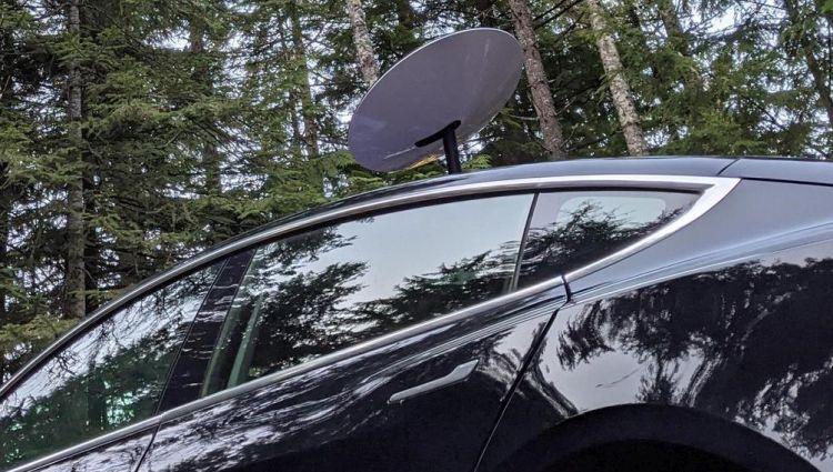 Starlink подала заявку на обеспечение доступа к спутниковому интернету для движущихся объектов