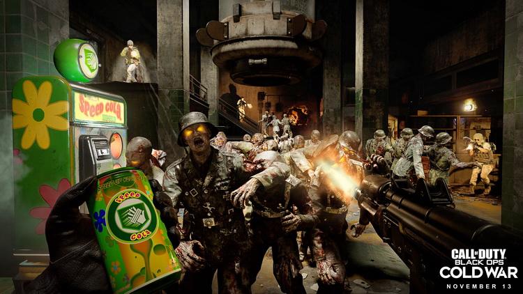 Меньше 2 % игроков нашли пасхалки: Treyarch рассказала о секретах зомби-режима в Call of Duty
