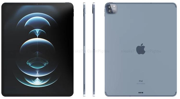 Ещё один источник подтвердил запуск iPad с дисплеем Mini-LED в этом месяце