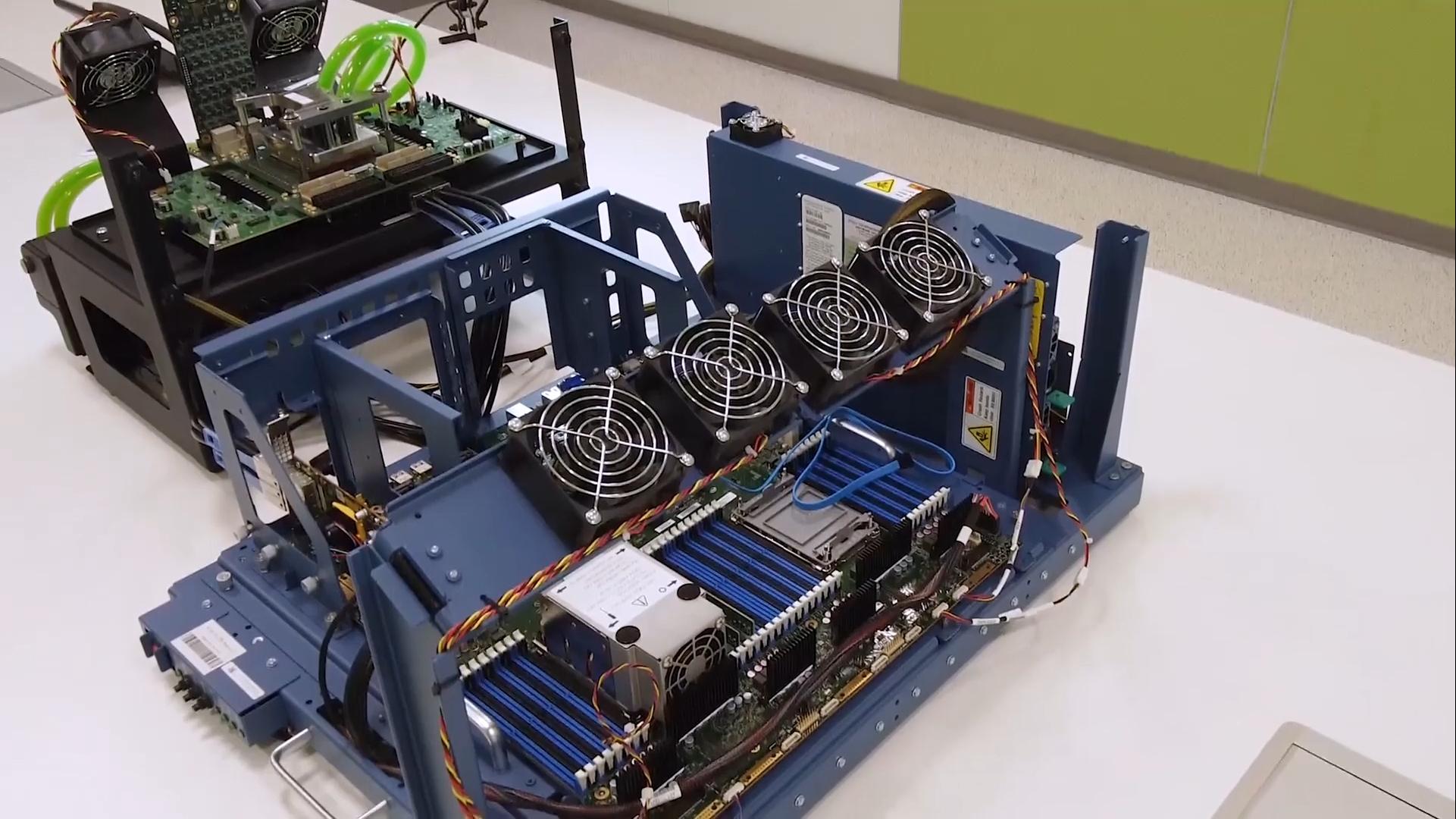 Intel уже поставила ключевым клиентам 115 тыс. процессоров Xeon Scalable Ice Lake-SP