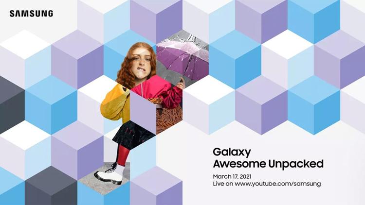 Samsung проведёт 17 марта следующую презентацию Unpacked — ожидается анонс новых Galaxy A