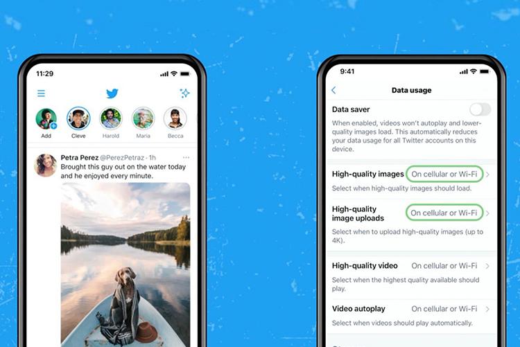 Twitter приступила к тестированию нового дизайна ленты и поддержки 4К-изображений