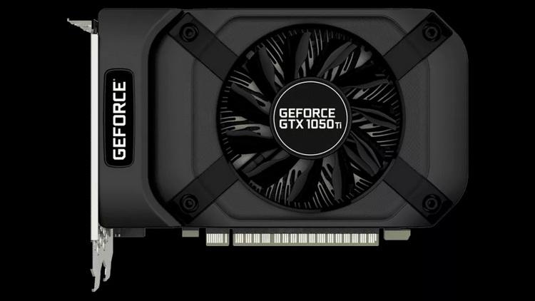 Pascal вернулся: представлена новая модель GeForce GTX 1050 Ti