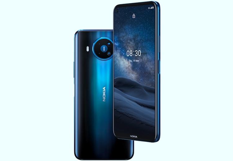 Преемник Nokia 8.3 получит 120-Гц дисплей, 108-Мп камеру и новый процессор Qualcomm