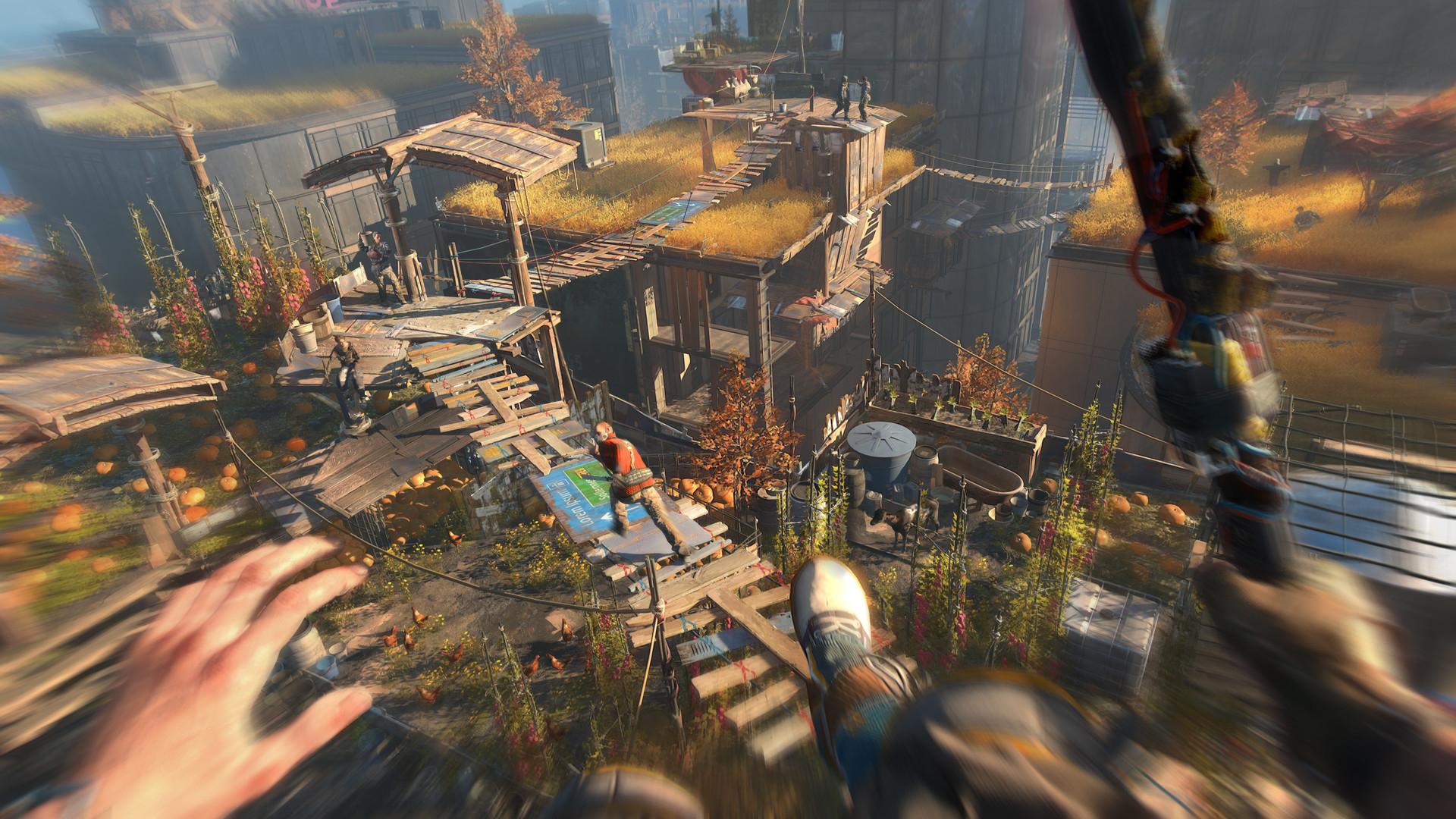 Techland поделится новой информацией о Dying Light 2 уже 17 марта