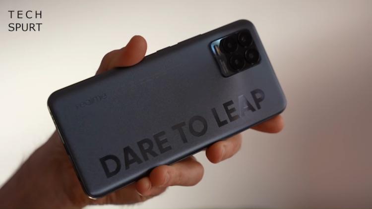 Видео-обзор Realme 8 Pro опубликовали намного раньше презентации смартфона