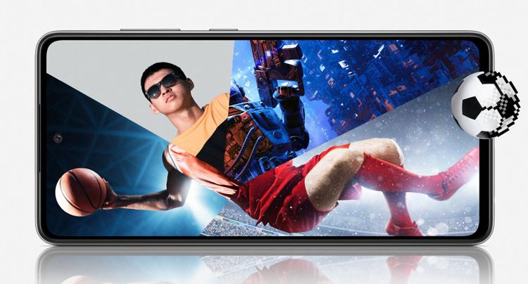 Представлены смартфоны Samsung Galaxy A52 и A52 5G с процессорами Snapdragon и экранами Super AMOLED