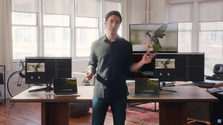 Intel высмеяла ноутбуки Apple в серии рекламных роликов со сравнением MacBook и ПК