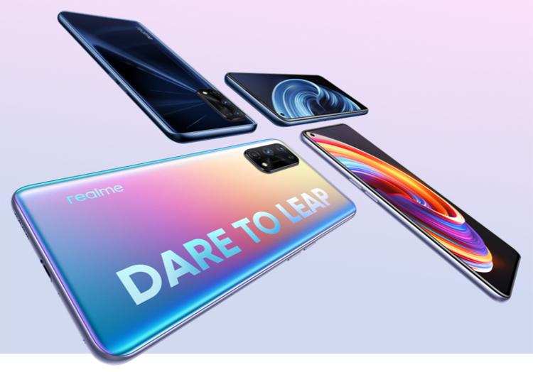Realme выпустит смартфон X7 Pro Extreme Edition с загнутым экраном