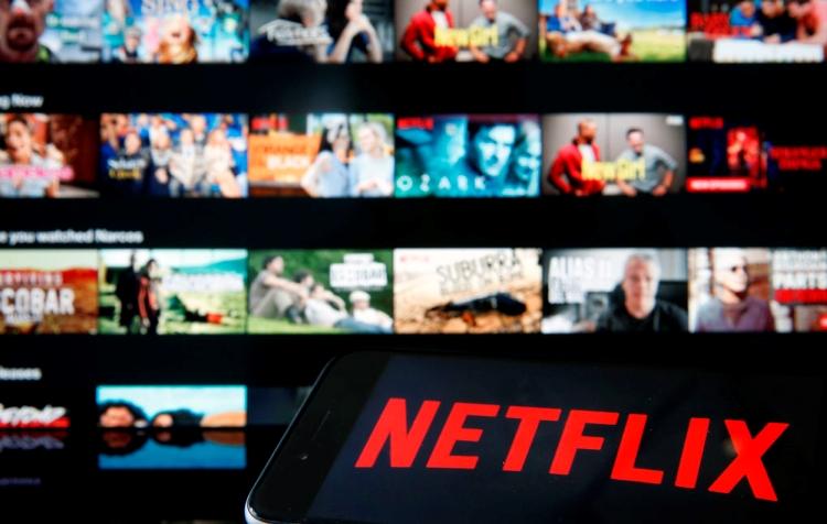 Видеосервис Netflix вышел на четвёртое место по популярности в России