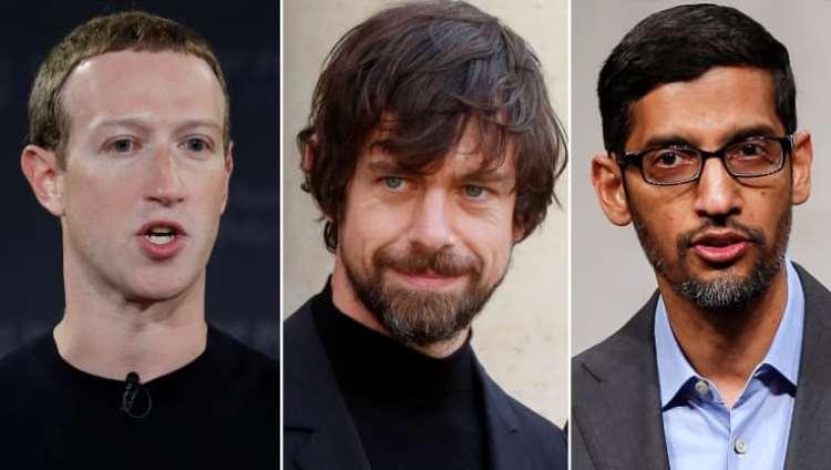 Главы Facebook, Google и Twitter обсудят с Конгрессом США борьбу с дезинформацией и модерацию контента